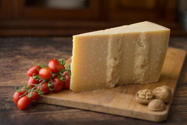 Parmigiano Reggiano di Montagna stagionato 3o mesi