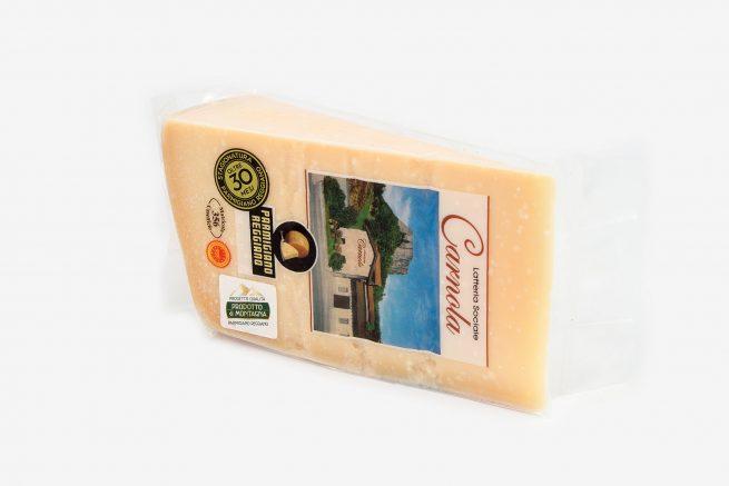 Parmigiano Reggiano di Montagna - 30 mesi sottovuoto