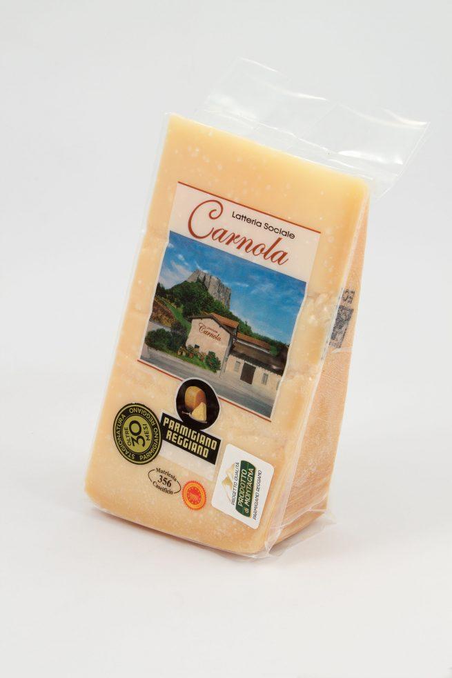 Parmigiano Reggiano di Montagna - 3o mesi sottovuoto