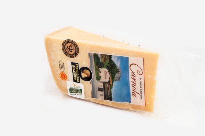 Parmigiano Reggiano di Montagna - 36 mesi sottovuoto