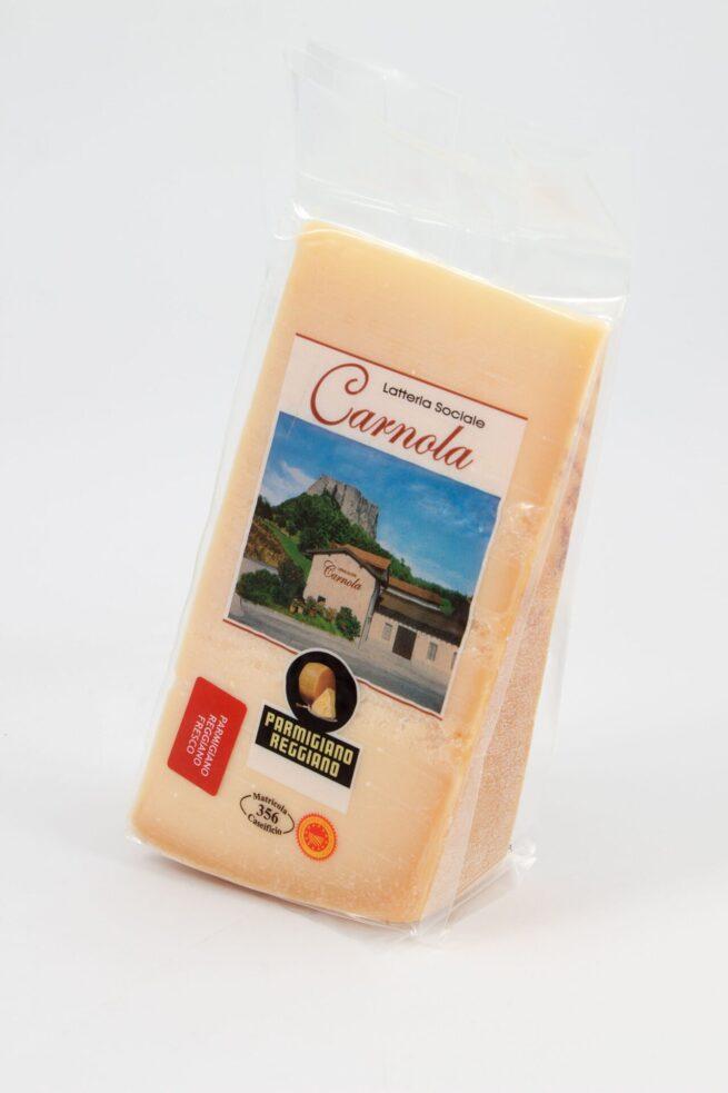 Parmigiano Reggiano di Montagna - fresco sottovuoto