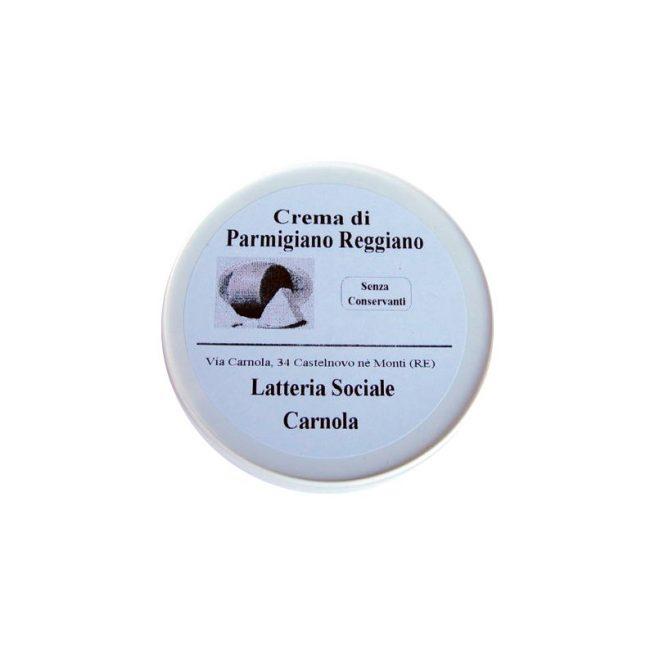 Crema di Parmigiano Reggiano ai funghi porcini