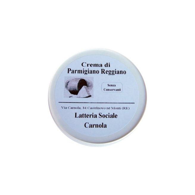 Crema di Parmigiano Reggiano al tartufo